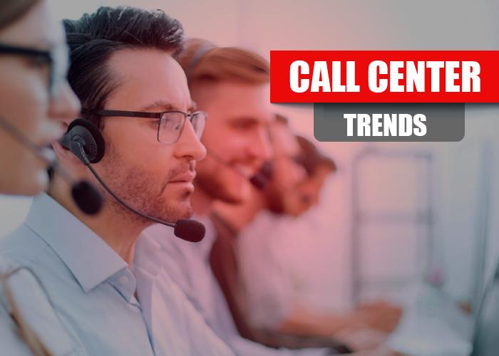 call center trends