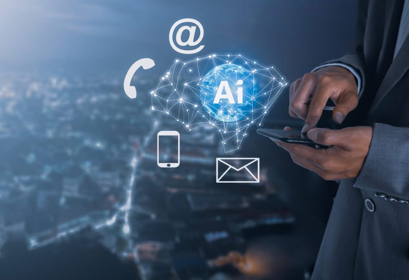Ai in contact centers