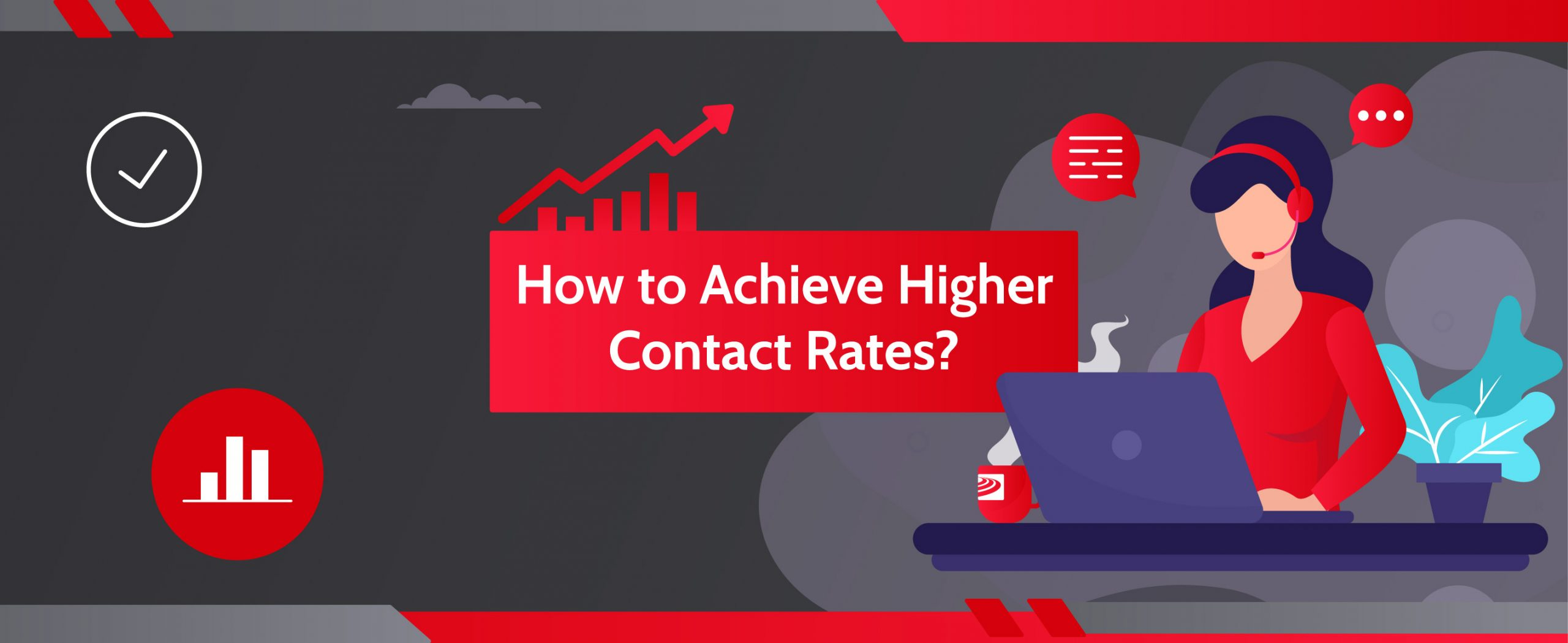 How to Achieve Higher Contact Rates?